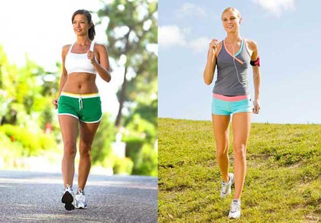Похудеешь ли если много ходить пешком