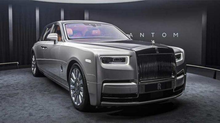 Rolls-Royce Phantom VIII: самый роскошный автомобиль в мире