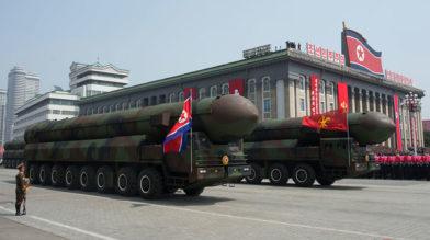 Япония вводит санкции против КНДР за ядерные разработки