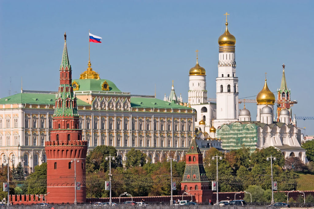 Путин утвердил концепцию внешней политики России