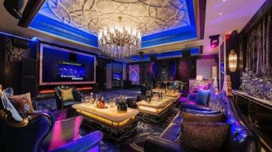 Роскошный семизвездочный отель построен в Шанхае