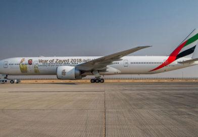 ОАЭ показали обновленный Boeing 777 с дизайном от Mercedes-Benz