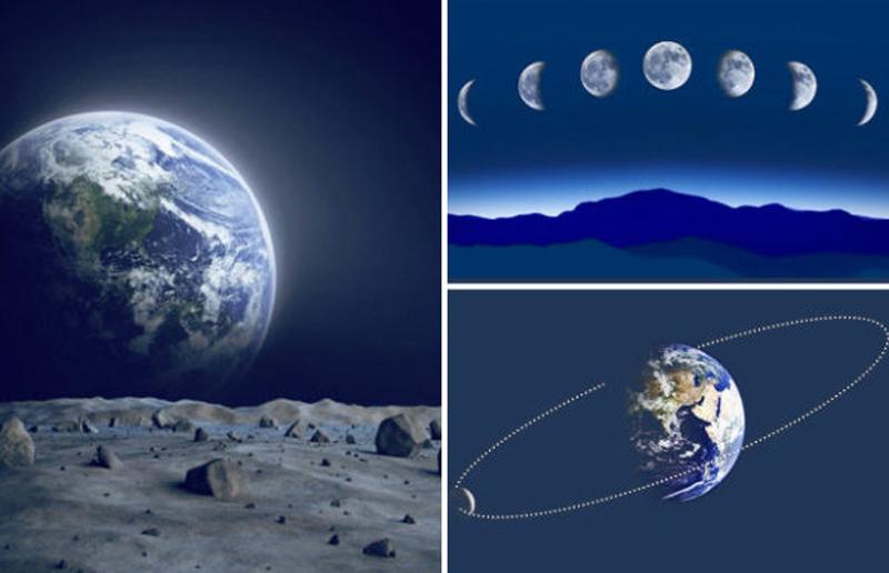 Самые интересные факты о Луне
