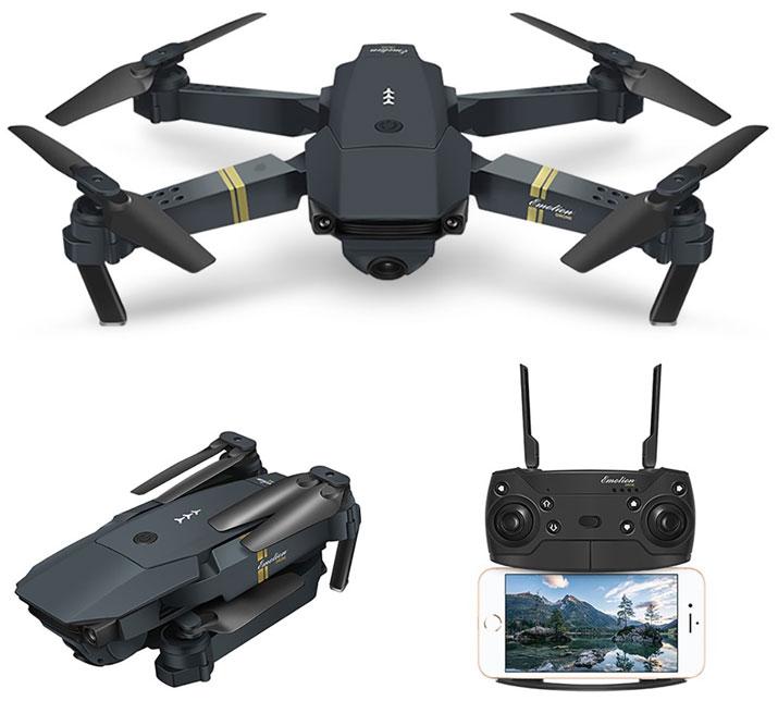 Лучшие дроны с AliExpress - обзор 14 квадрокоптеров