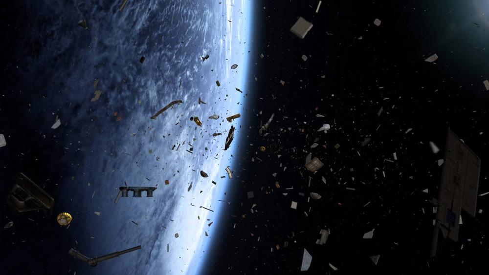Япония установит радар для слежения за космическим мусором
