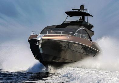 Lexus представил свою первую серийную яхту