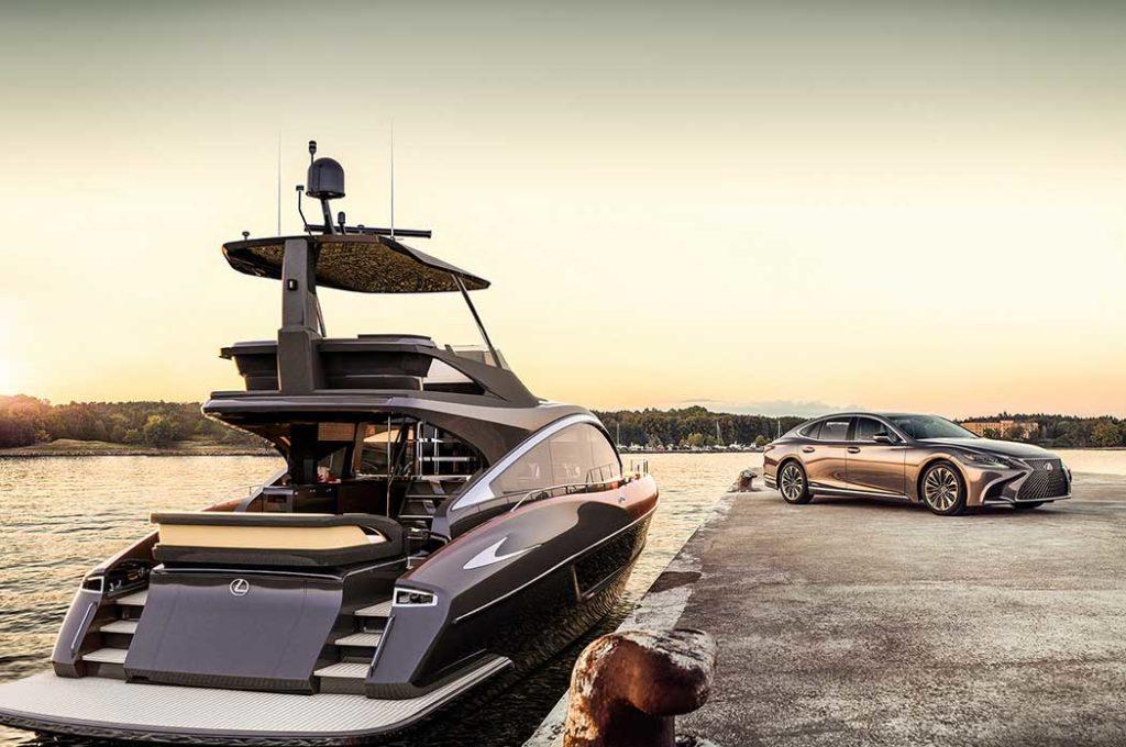 Картинки машины яхты