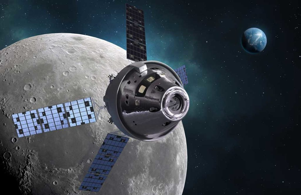 NASA и Lockheed Martin создадут 12 шатлов для полетов на луну